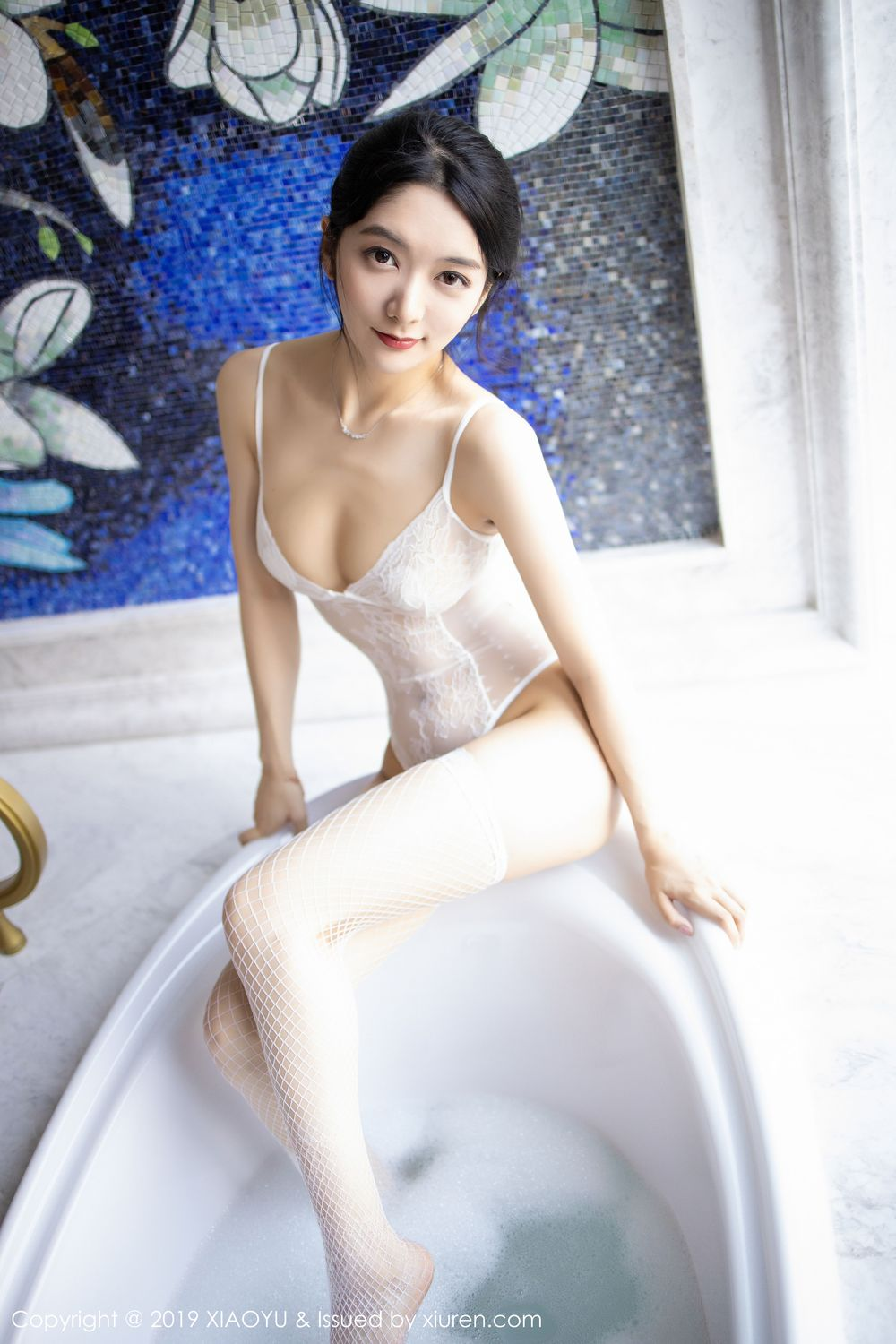 [XiaoYu] Vol.223 Xiao Re Ba 10P, Di Yi, Tall, Wet, XiaoYu