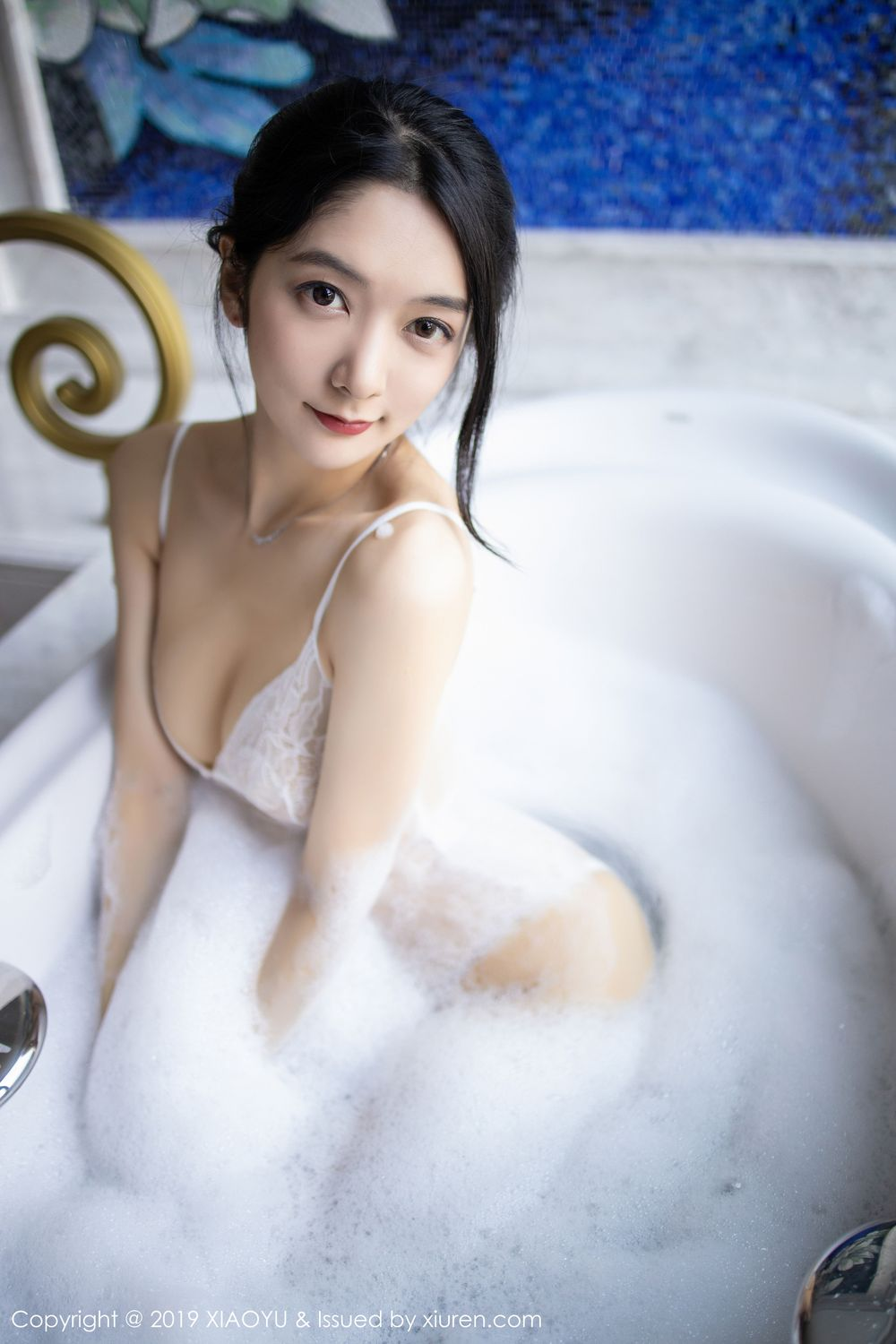 [XiaoYu] Vol.223 Xiao Re Ba 16P, Di Yi, Tall, Wet, XiaoYu