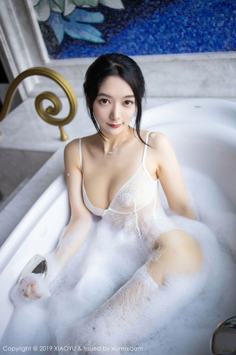 [XiaoYu] Vol.223 Xiao Re Ba 17P, Di Yi, Tall, Wet, XiaoYu