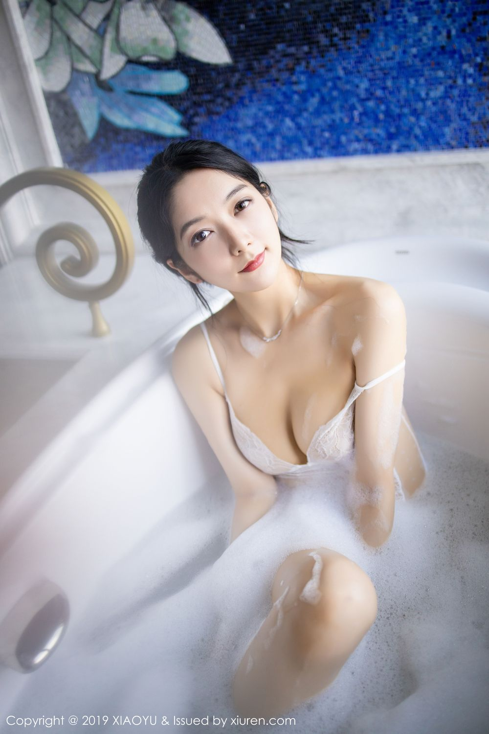 [XiaoYu] Vol.223 Xiao Re Ba 35P, Di Yi, Tall, Wet, XiaoYu