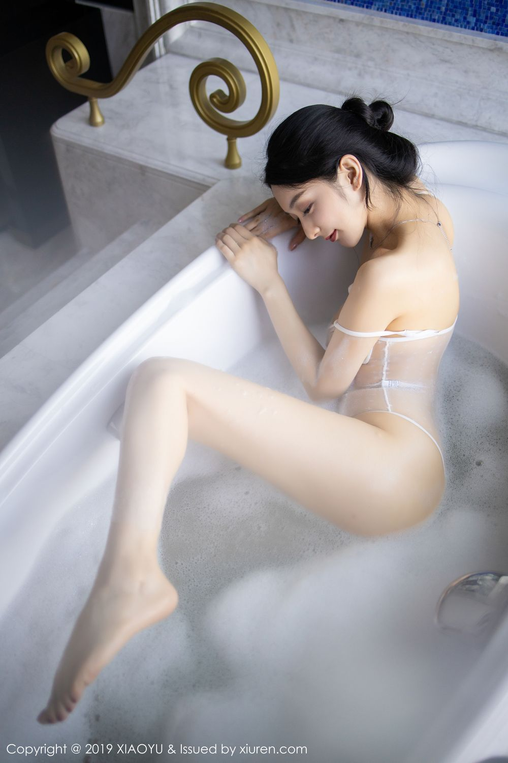 [XiaoYu] Vol.223 Xiao Re Ba 39P, Di Yi, Tall, Wet, XiaoYu