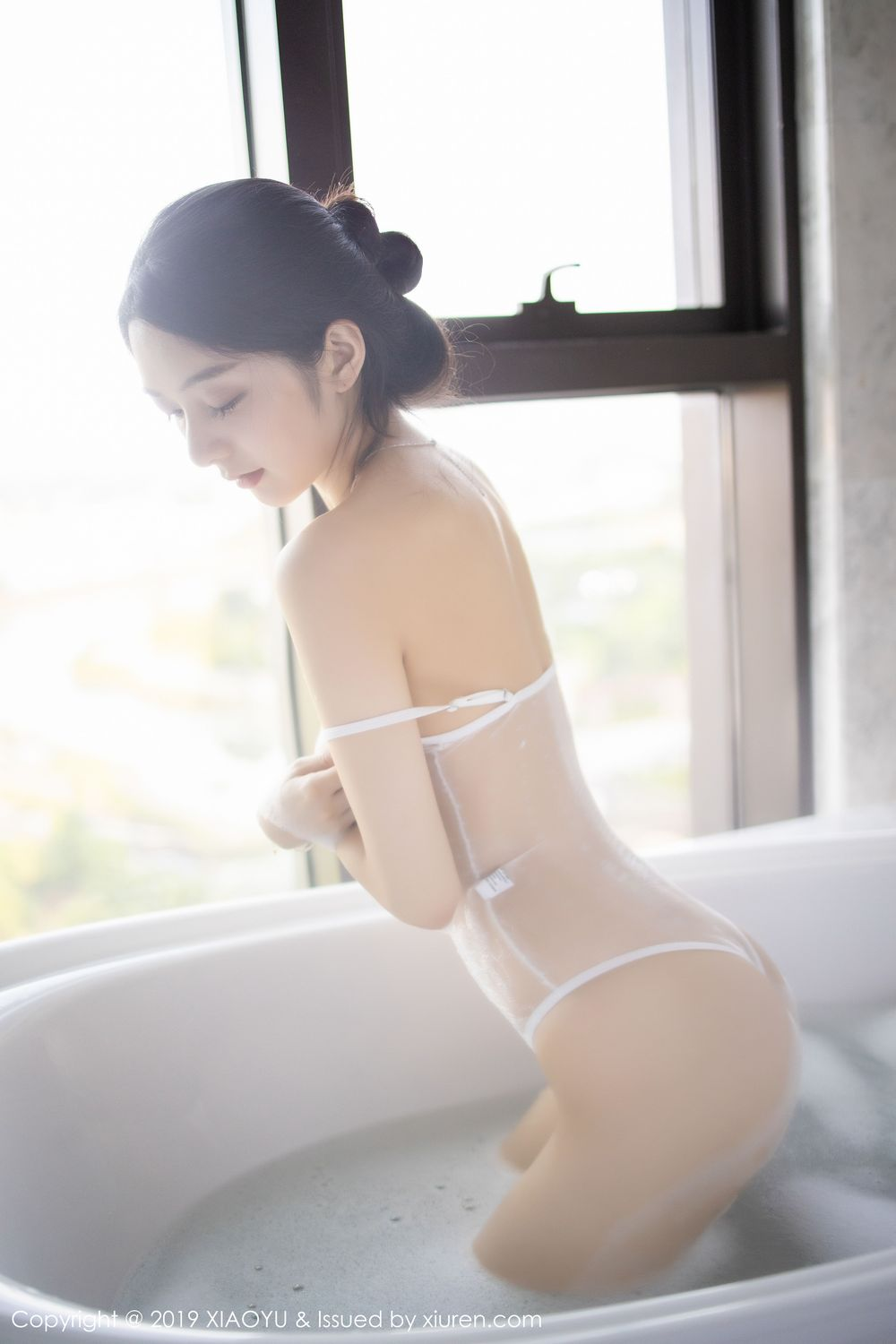 [XiaoYu] Vol.223 Xiao Re Ba 61P, Di Yi, Tall, Wet, XiaoYu