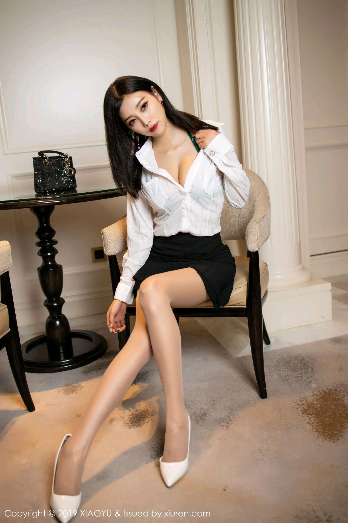[XiaoYu] Vol.224 Yang Chen Chen 15P, Tall, Underwear, XiaoYu, Yang Chen Chen