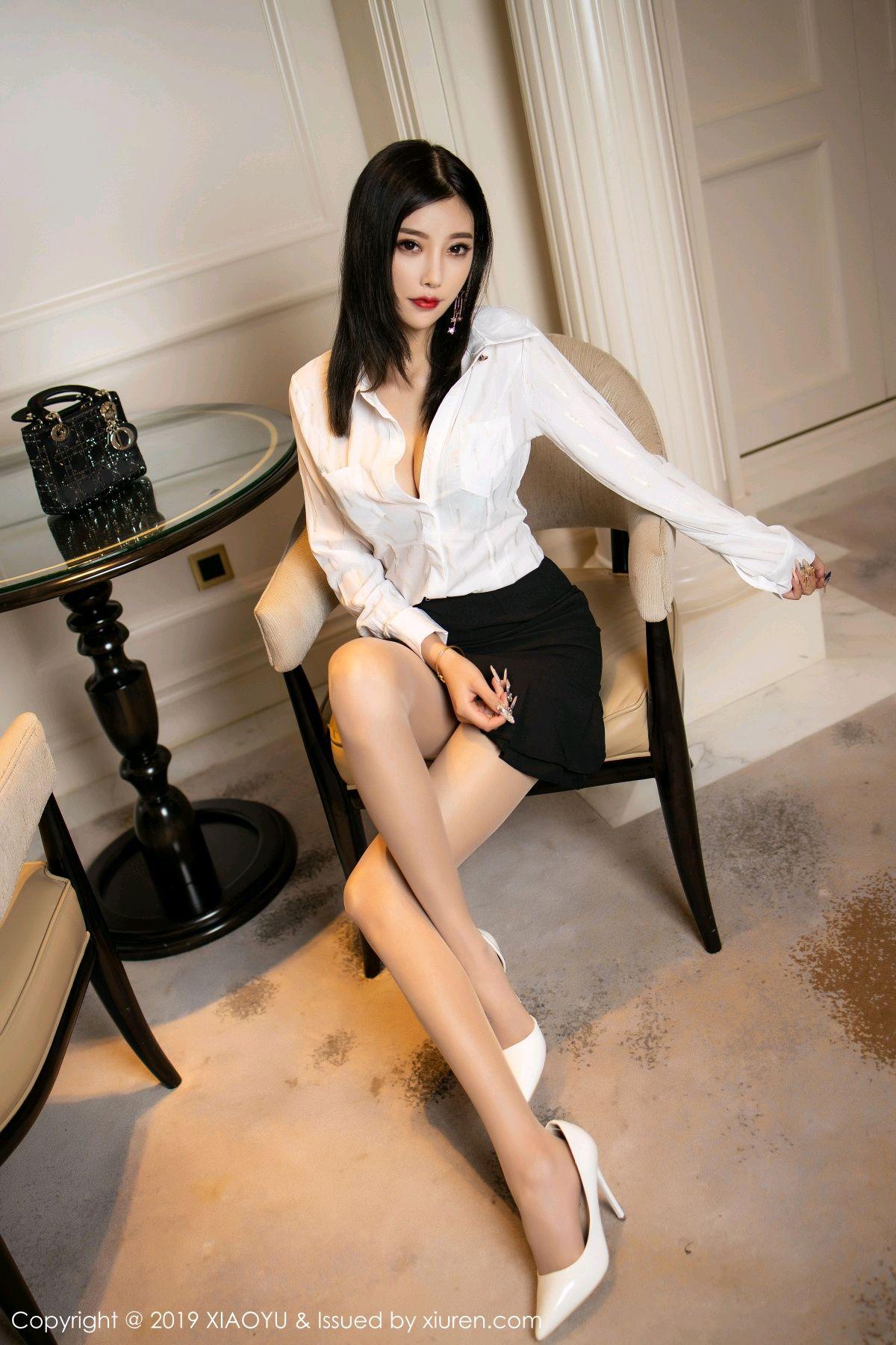[XiaoYu] Vol.224 Yang Chen Chen 19P, Tall, Underwear, XiaoYu, Yang Chen Chen
