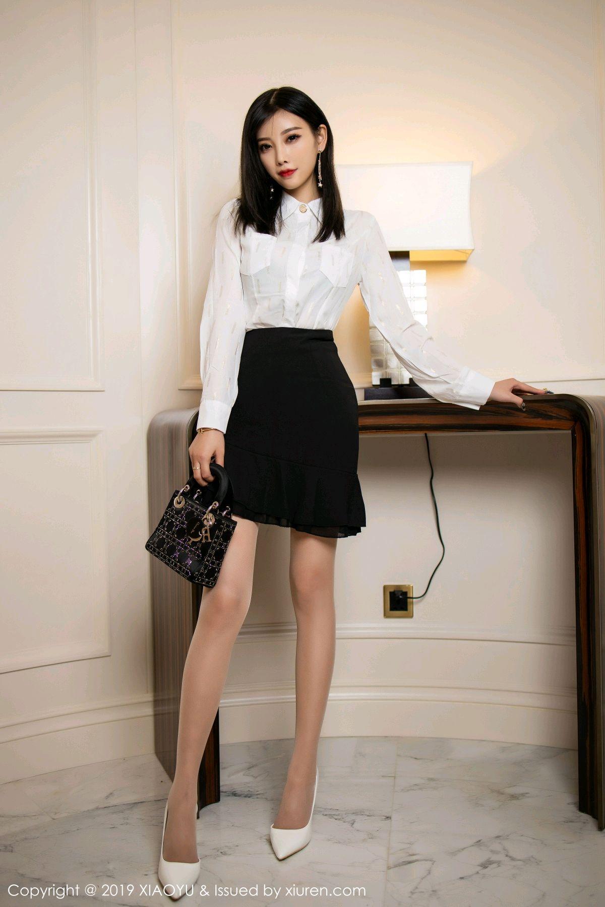[XiaoYu] Vol.224 Yang Chen Chen 1P, Tall, Underwear, XiaoYu, Yang Chen Chen