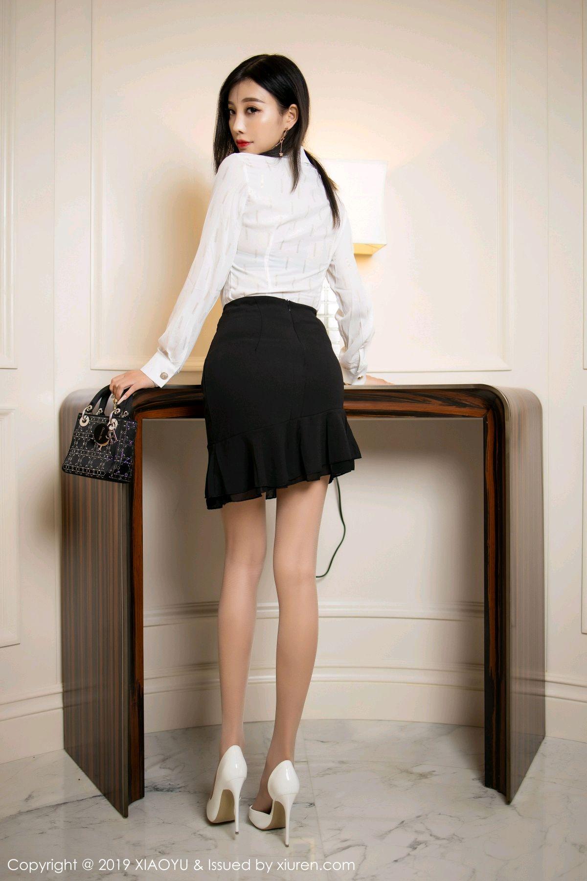 [XiaoYu] Vol.224 Yang Chen Chen 3P, Tall, Underwear, XiaoYu, Yang Chen Chen