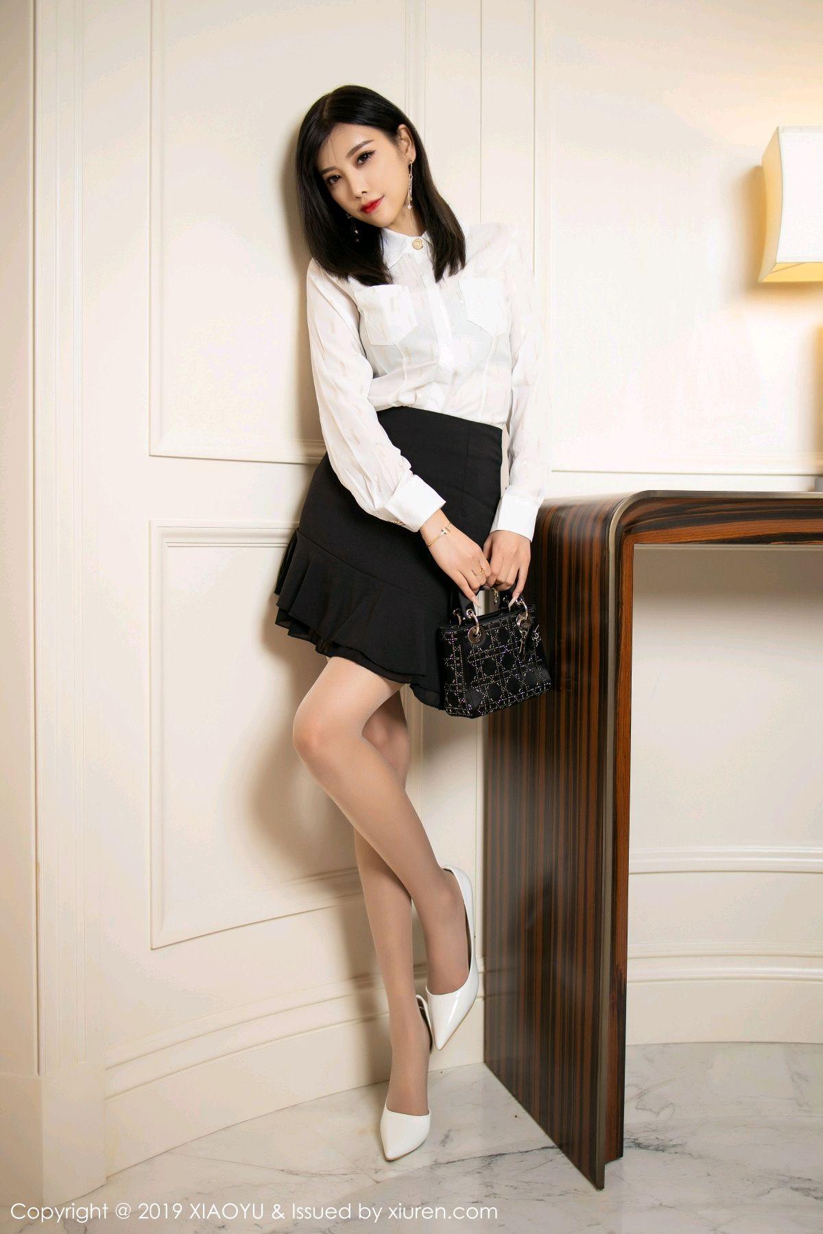 [XiaoYu] Vol.224 Yang Chen Chen 4P, Tall, Underwear, XiaoYu, Yang Chen Chen