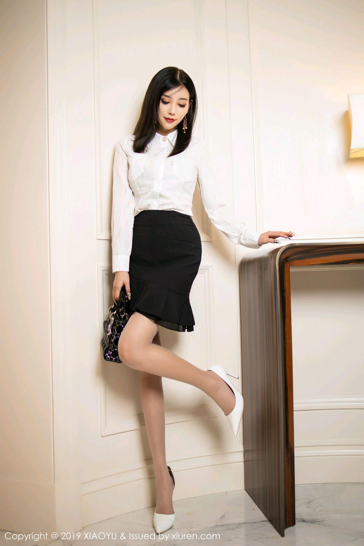 [XiaoYu] Vol.224 Yang Chen Chen 5P, Tall, Underwear, XiaoYu, Yang Chen Chen