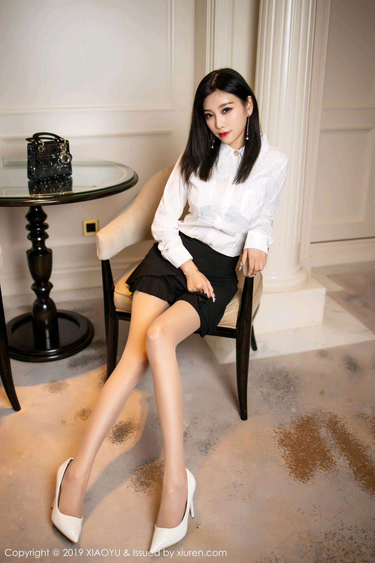 [XiaoYu] Vol.224 Yang Chen Chen 9P, Tall, Underwear, XiaoYu, Yang Chen Chen