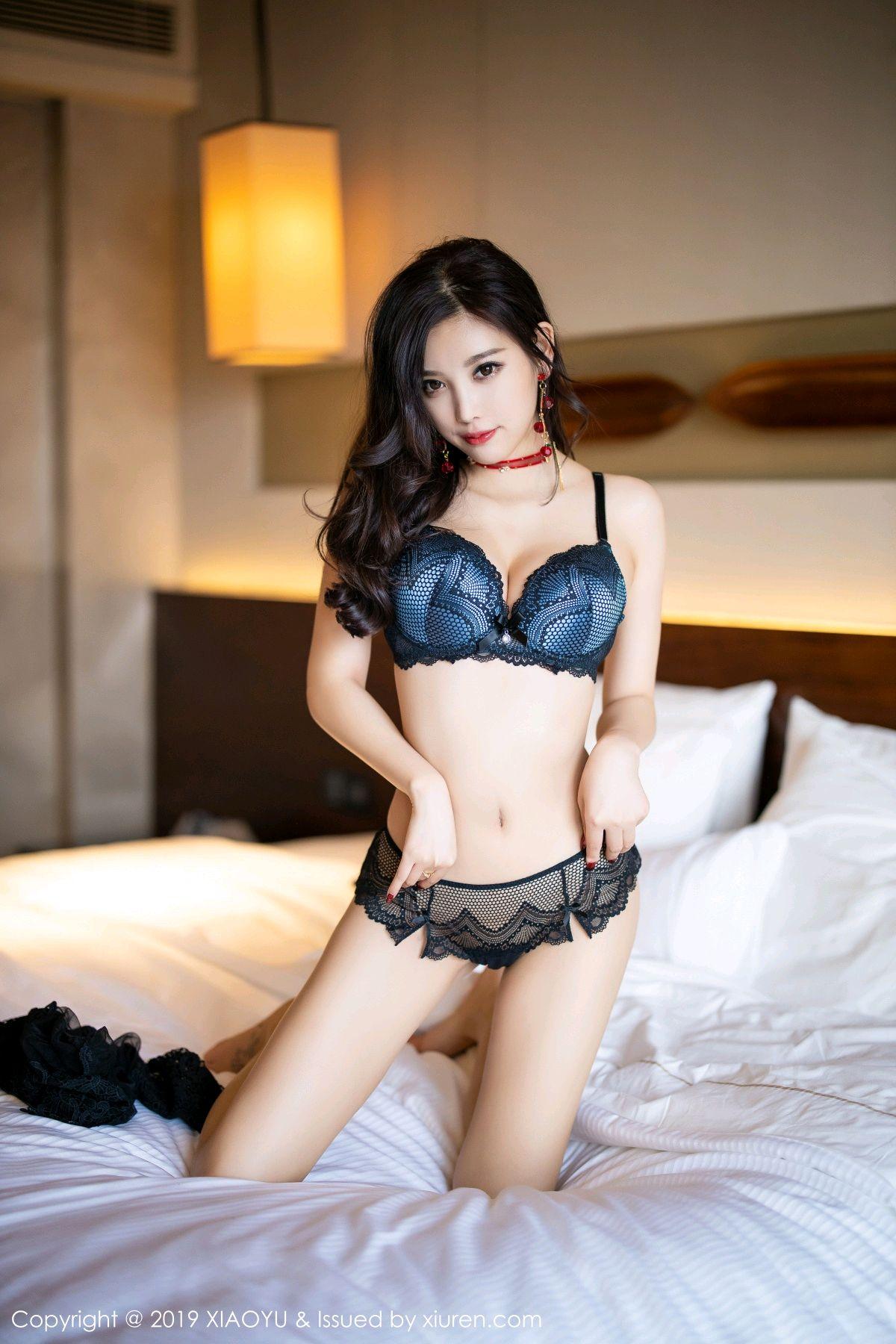 [XiaoYu] Vol.225 Yang Chen Chen 101P, Christmas, Underwear, XiaoYu, Yang Chen Chen