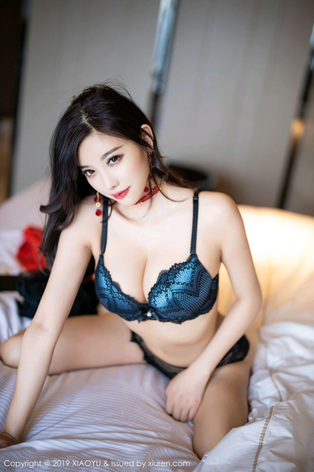 [XiaoYu] Vol.225 Yang Chen Chen 102P, Christmas, Underwear, XiaoYu, Yang Chen Chen