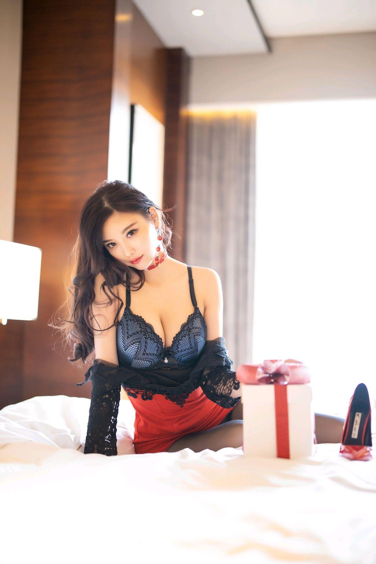 [XiaoYu] Vol.225 Yang Chen Chen 57P, Christmas, Underwear, XiaoYu, Yang Chen Chen