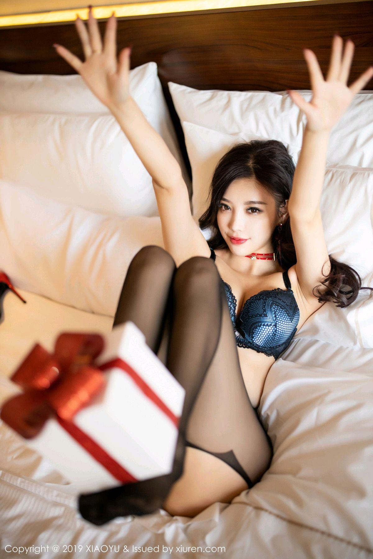 [XiaoYu] Vol.225 Yang Chen Chen 79P, Christmas, Underwear, XiaoYu, Yang Chen Chen