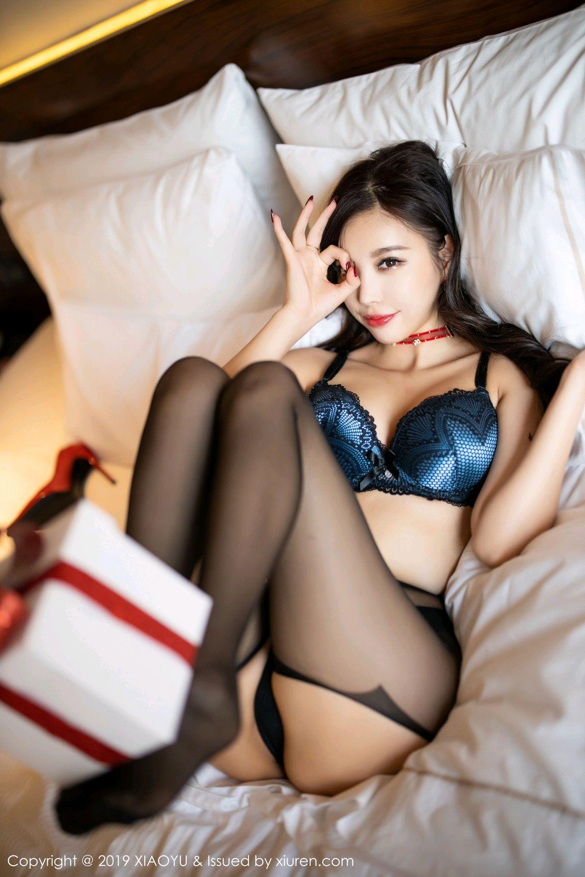 [XiaoYu] Vol.225 Yang Chen Chen 80P, Christmas, Underwear, XiaoYu, Yang Chen Chen