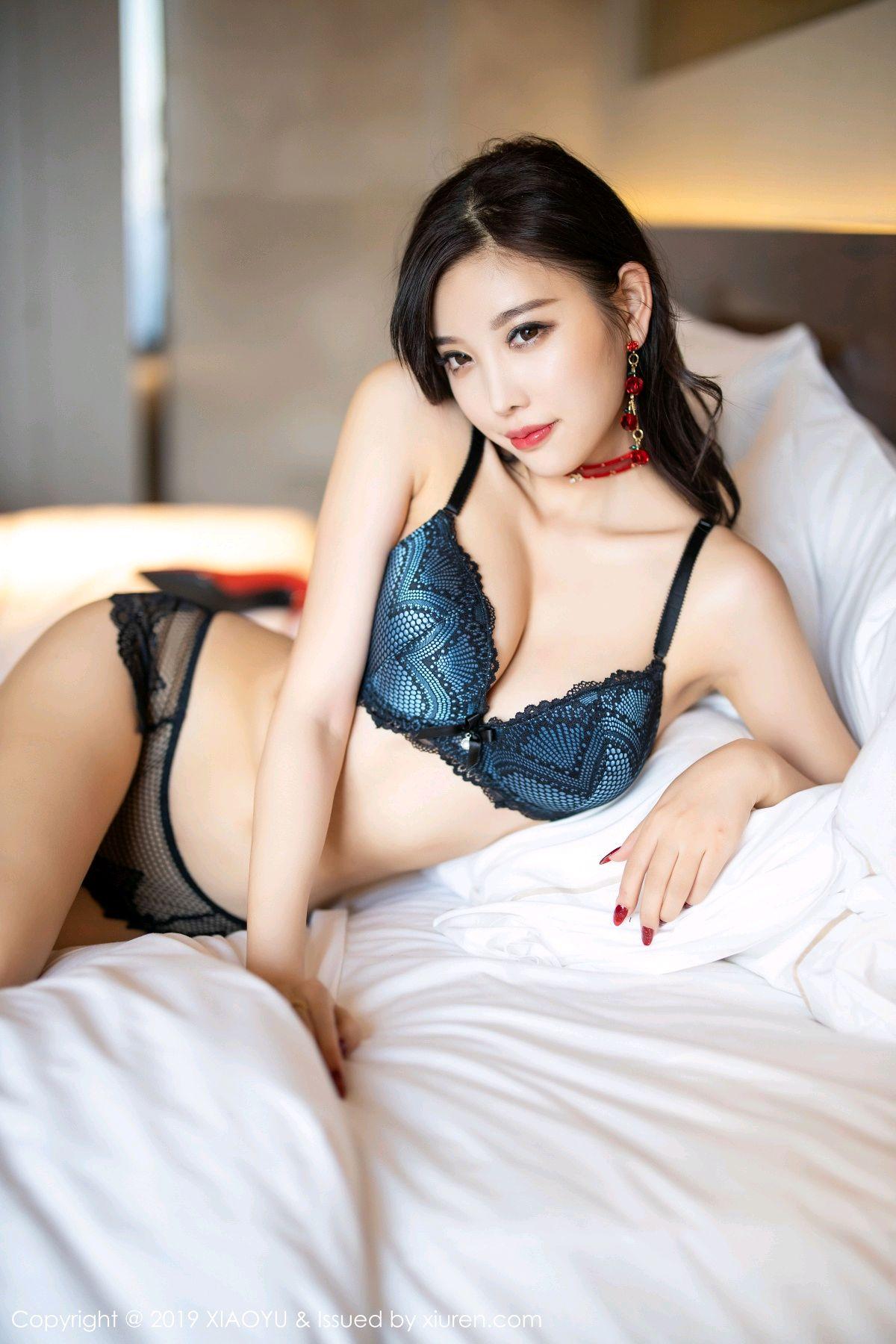 [XiaoYu] Vol.225 Yang Chen Chen 92P, Christmas, Underwear, XiaoYu, Yang Chen Chen