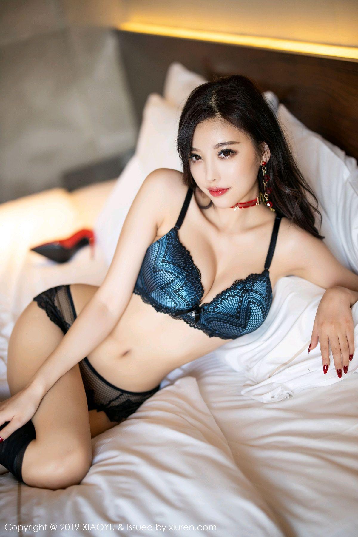 [XiaoYu] Vol.225 Yang Chen Chen 93P, Christmas, Underwear, XiaoYu, Yang Chen Chen
