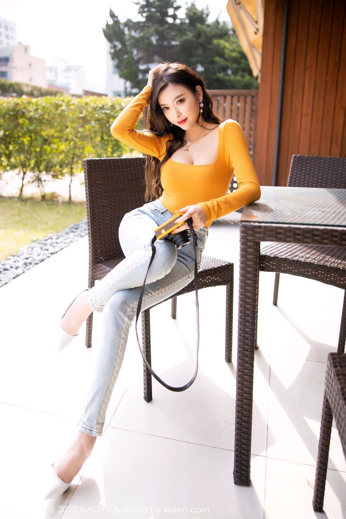 [XiaoYu] Vol.228 Yang Chen Chen 7P, XiaoYu, Yang Chen Chen