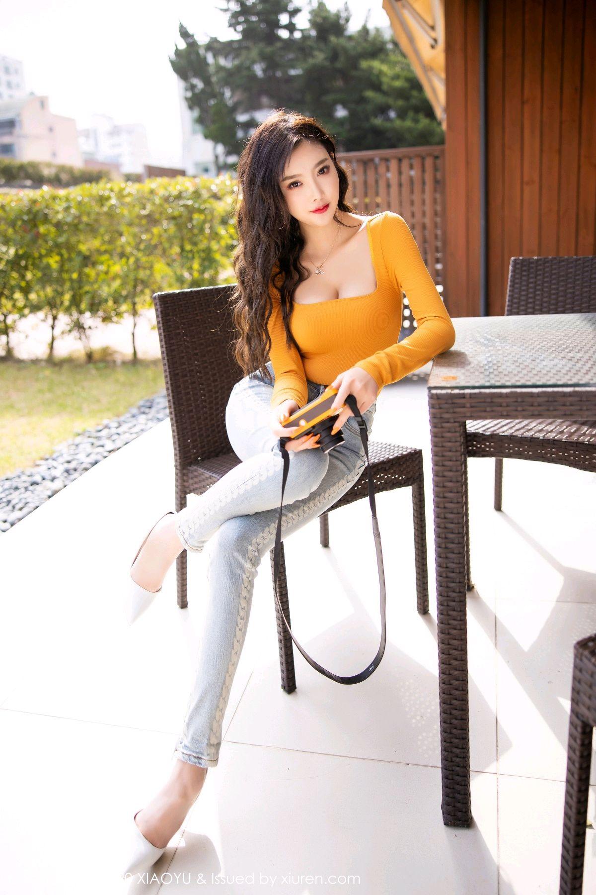 [XiaoYu] Vol.228 Yang Chen Chen 8P, XiaoYu, Yang Chen Chen