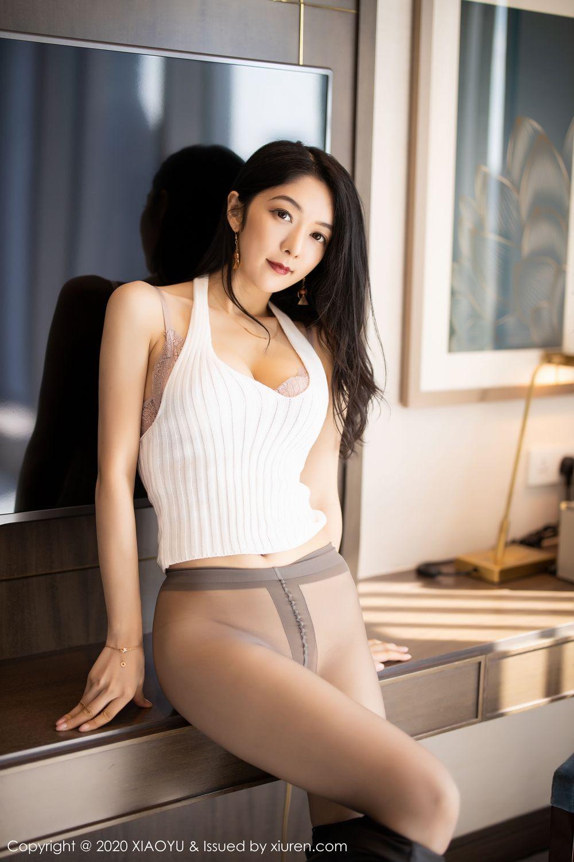 [XiaoYu] Vol.229 Xiao Re Ba 18P, Di Yi, Foot, Underwear, XiaoYu