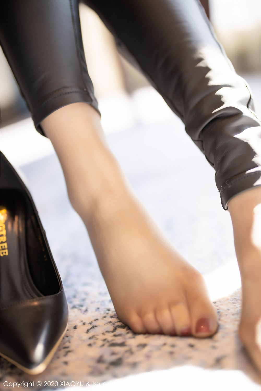 [XiaoYu] Vol.229 Xiao Re Ba 23P, Di Yi, Foot, Underwear, XiaoYu