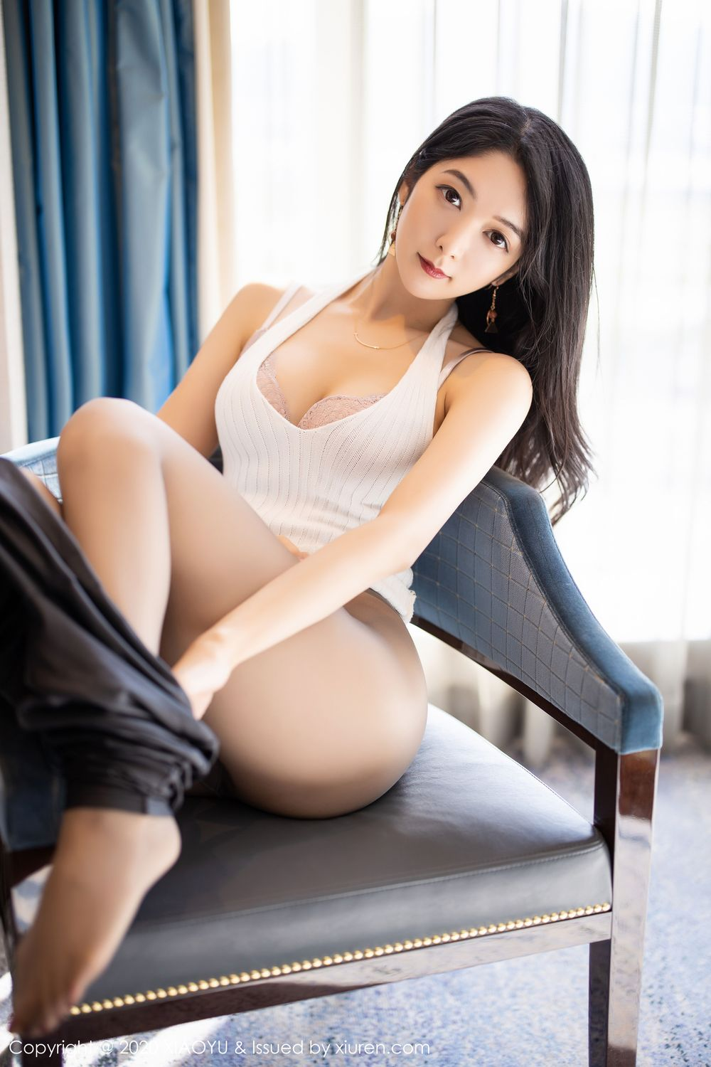 [XiaoYu] Vol.229 Xiao Re Ba 32P, Di Yi, Foot, Underwear, XiaoYu