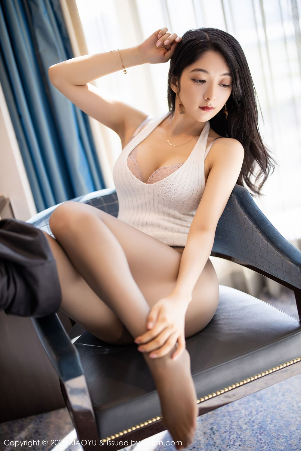 [XiaoYu] Vol.229 Xiao Re Ba 33P, Di Yi, Foot, Underwear, XiaoYu