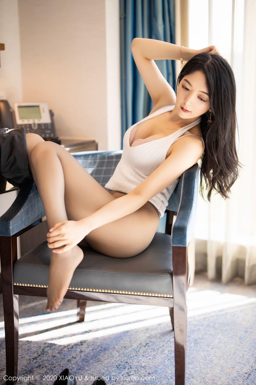[XiaoYu] Vol.229 Xiao Re Ba 34P, Di Yi, Foot, Underwear, XiaoYu