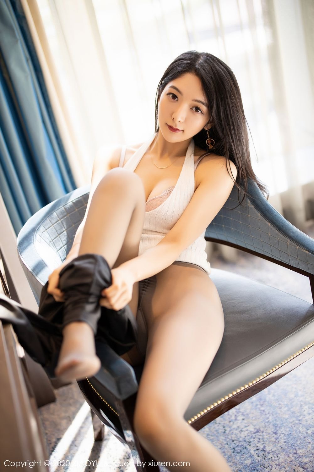[XiaoYu] Vol.229 Xiao Re Ba 36P, Di Yi, Foot, Underwear, XiaoYu