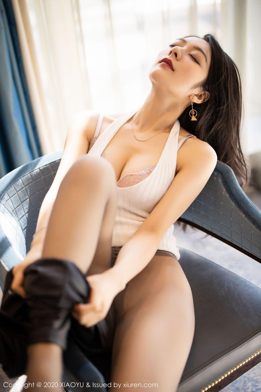 [XiaoYu] Vol.229 Xiao Re Ba 37P, Di Yi, Foot, Underwear, XiaoYu