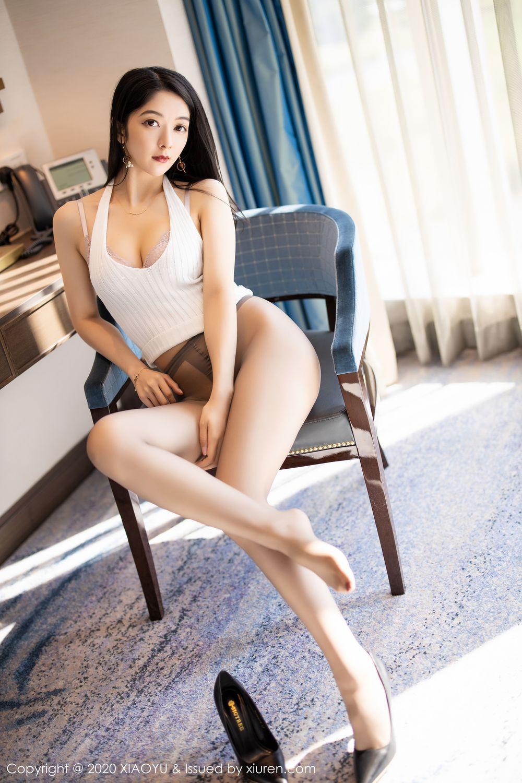 [XiaoYu] Vol.229 Xiao Re Ba 44P, Di Yi, Foot, Underwear, XiaoYu