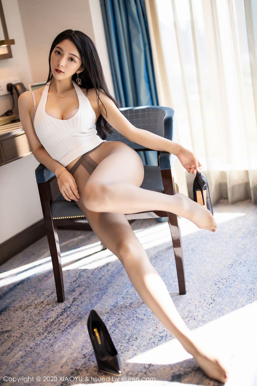 [XiaoYu] Vol.229 Xiao Re Ba 48P, Di Yi, Foot, Underwear, XiaoYu