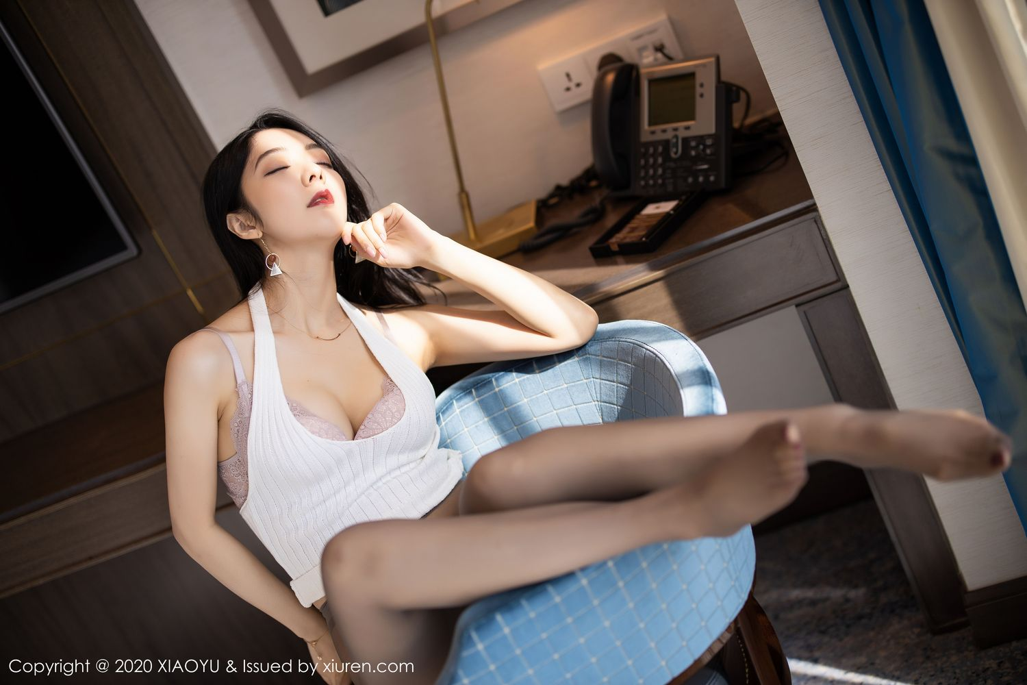 [XiaoYu] Vol.229 Xiao Re Ba 50P, Di Yi, Foot, Underwear, XiaoYu