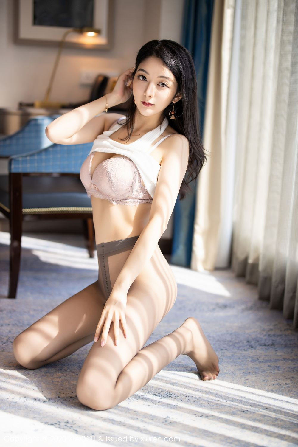 [XiaoYu] Vol.229 Xiao Re Ba 56P, Di Yi, Foot, Underwear, XiaoYu