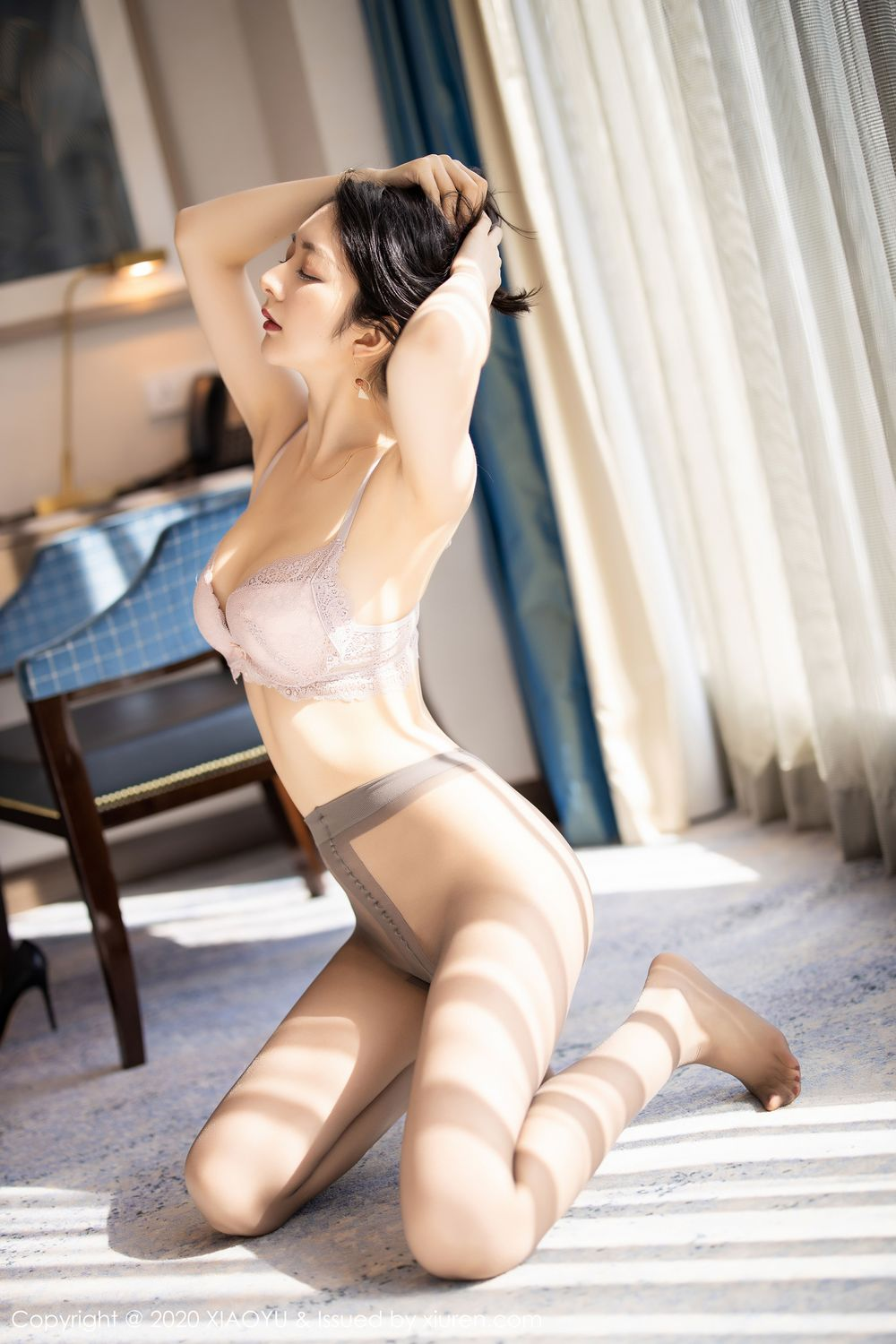 [XiaoYu] Vol.229 Xiao Re Ba 58P, Di Yi, Foot, Underwear, XiaoYu