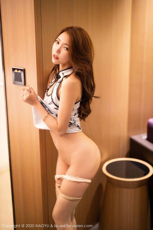 [XiaoYu] Vol.231 Feng Mu Mu 43P, Cheongsam, Feng Mu Mu, Tall, XiaoYu