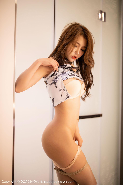 [XiaoYu] Vol.231 Feng Mu Mu 56P, Cheongsam, Feng Mu Mu, Tall, XiaoYu