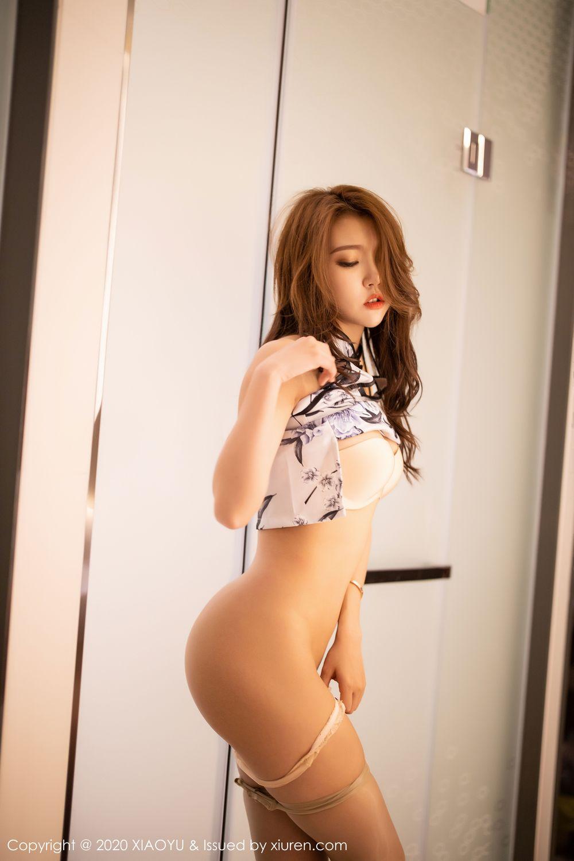 [XiaoYu] Vol.231 Feng Mu Mu 58P, Cheongsam, Feng Mu Mu, Tall, XiaoYu