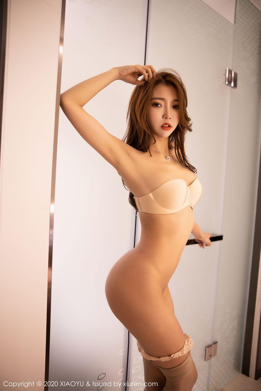 [XiaoYu] Vol.231 Feng Mu Mu 68P, Cheongsam, Feng Mu Mu, Tall, XiaoYu