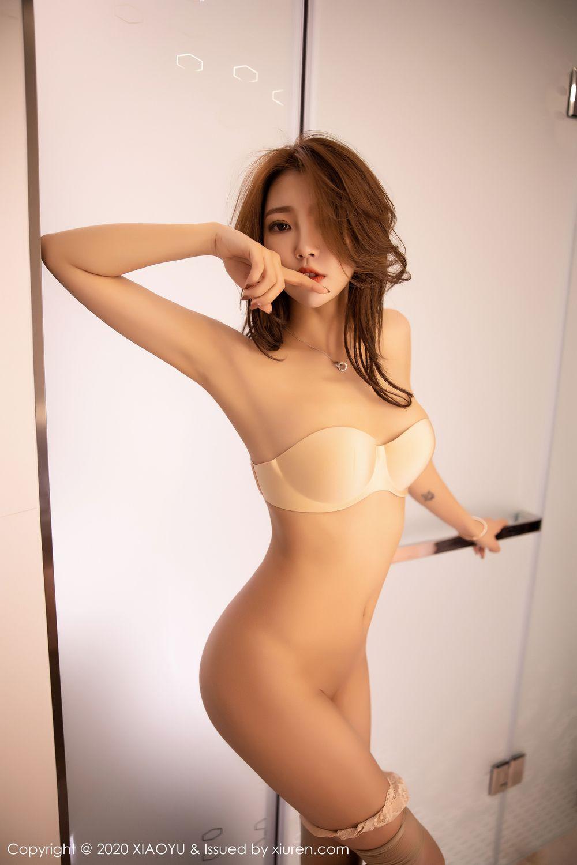 [XiaoYu] Vol.231 Feng Mu Mu 71P, Cheongsam, Feng Mu Mu, Tall, XiaoYu