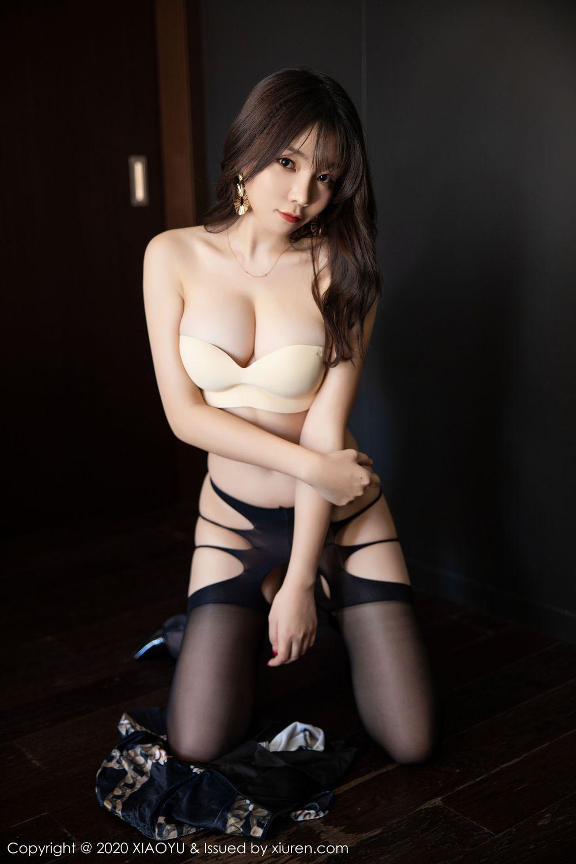 [XiaoYu] Vol.232 Chen Zhi 53P, Big Booty, Black Silk, Chen Zhi, XiaoYu