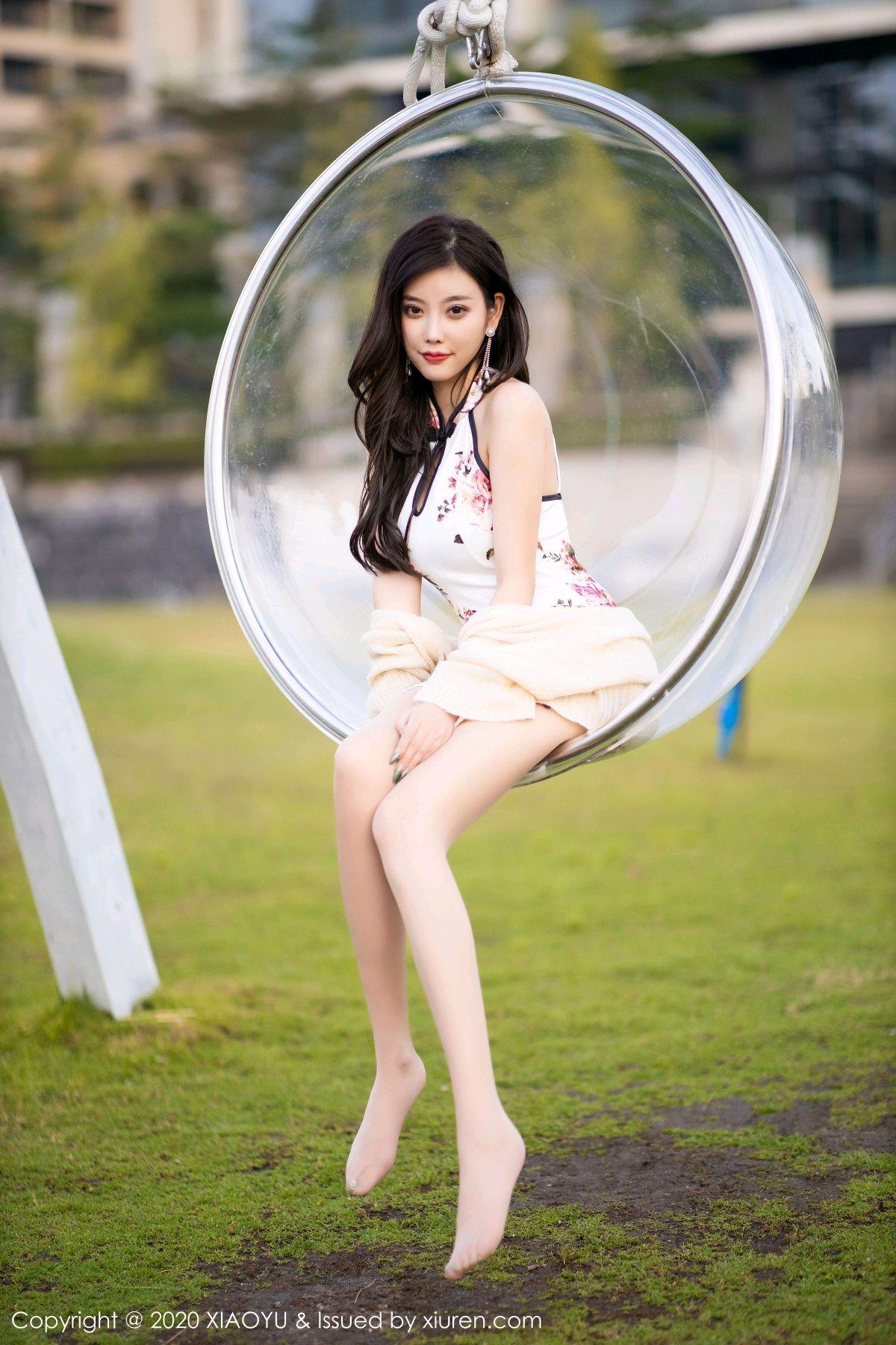 [XiaoYu] Vol.233 Yang Chen Chen 102P, Cheongsam, Foot, XiaoYu, Yang Chen Chen