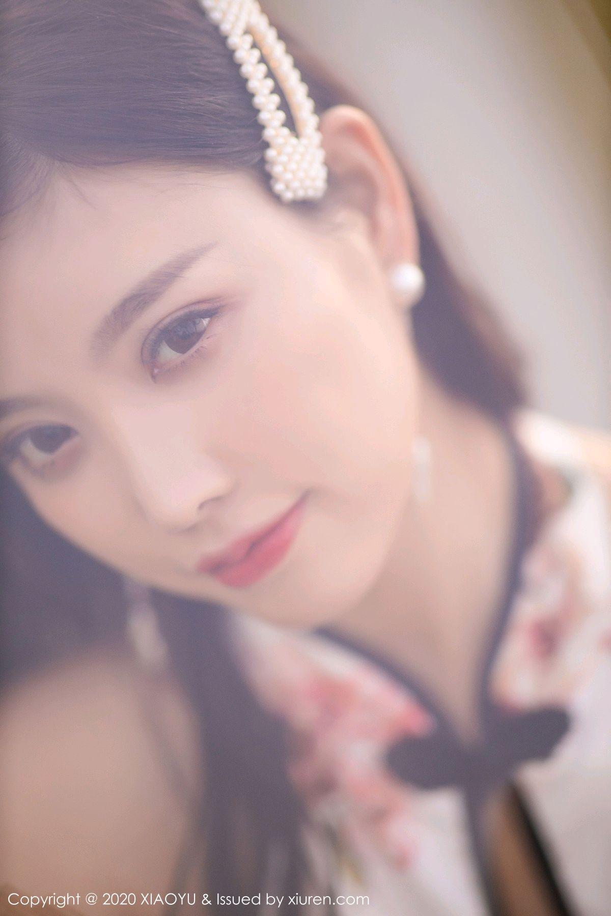 [XiaoYu] Vol.233 Yang Chen Chen 105P, Cheongsam, Foot, XiaoYu, Yang Chen Chen
