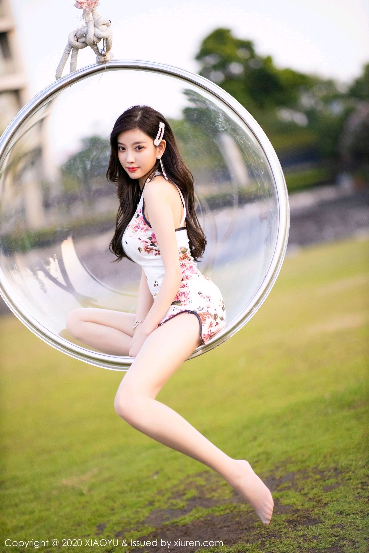 [XiaoYu] Vol.233 Yang Chen Chen 111P, Cheongsam, Foot, XiaoYu, Yang Chen Chen