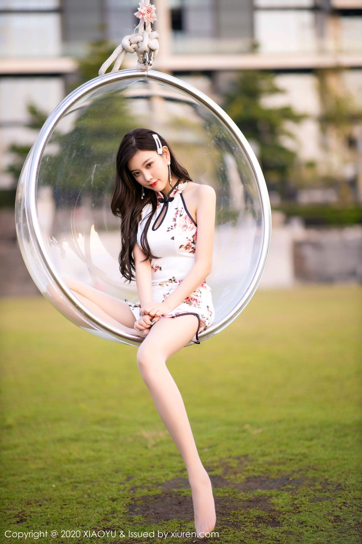 [XiaoYu] Vol.233 Yang Chen Chen 112P, Cheongsam, Foot, XiaoYu, Yang Chen Chen