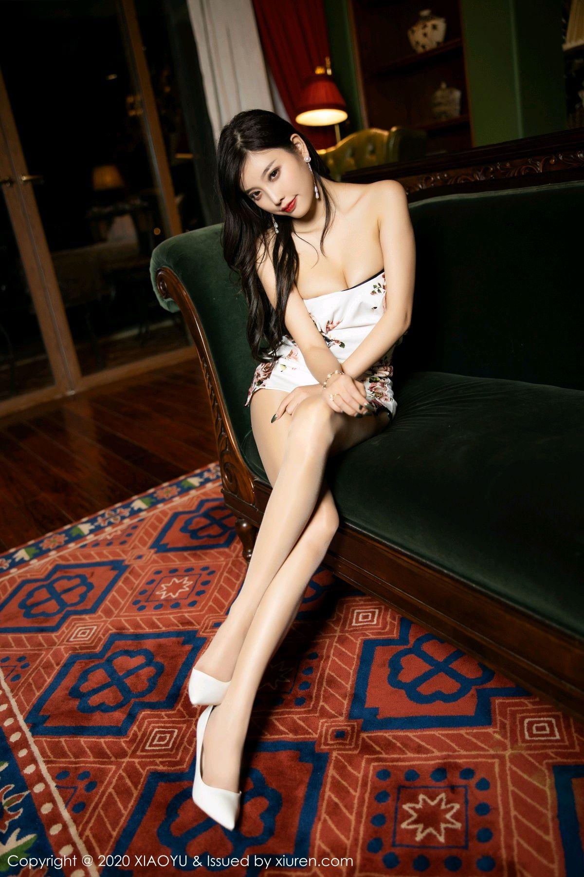 [XiaoYu] Vol.233 Yang Chen Chen 116P, Cheongsam, Foot, XiaoYu, Yang Chen Chen