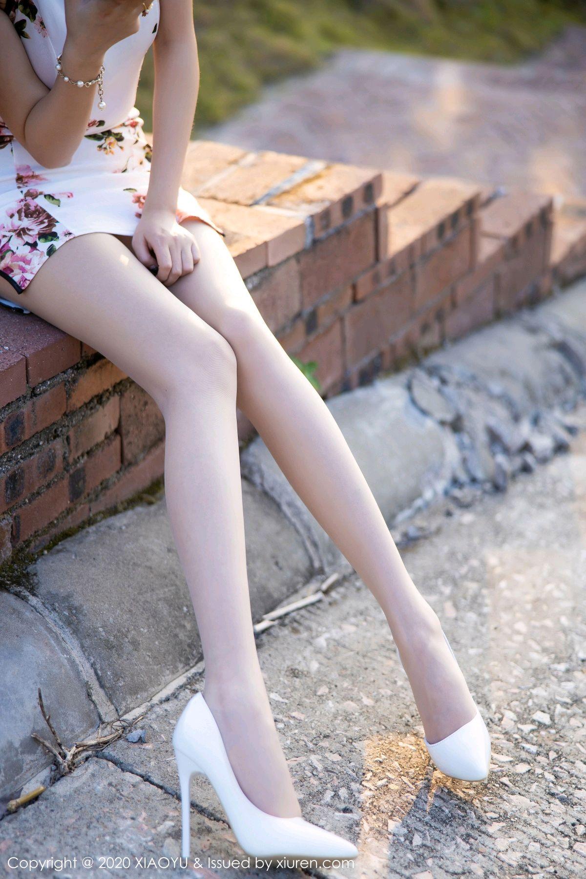 [XiaoYu] Vol.233 Yang Chen Chen 12P, Cheongsam, Foot, XiaoYu, Yang Chen Chen