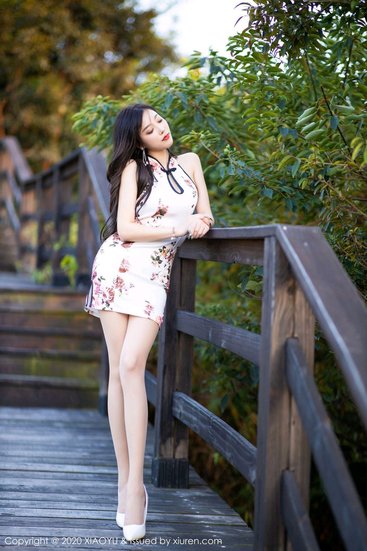 [XiaoYu] Vol.233 Yang Chen Chen 64P, Cheongsam, Foot, XiaoYu, Yang Chen Chen
