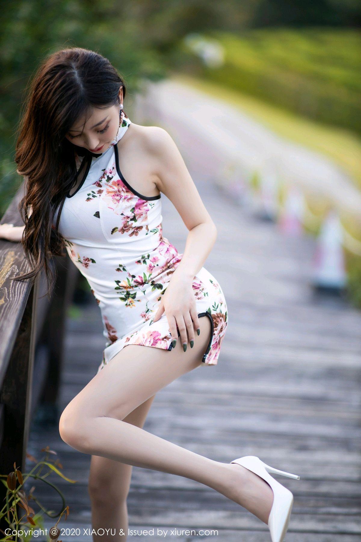 [XiaoYu] Vol.233 Yang Chen Chen 84P, Cheongsam, Foot, XiaoYu, Yang Chen Chen