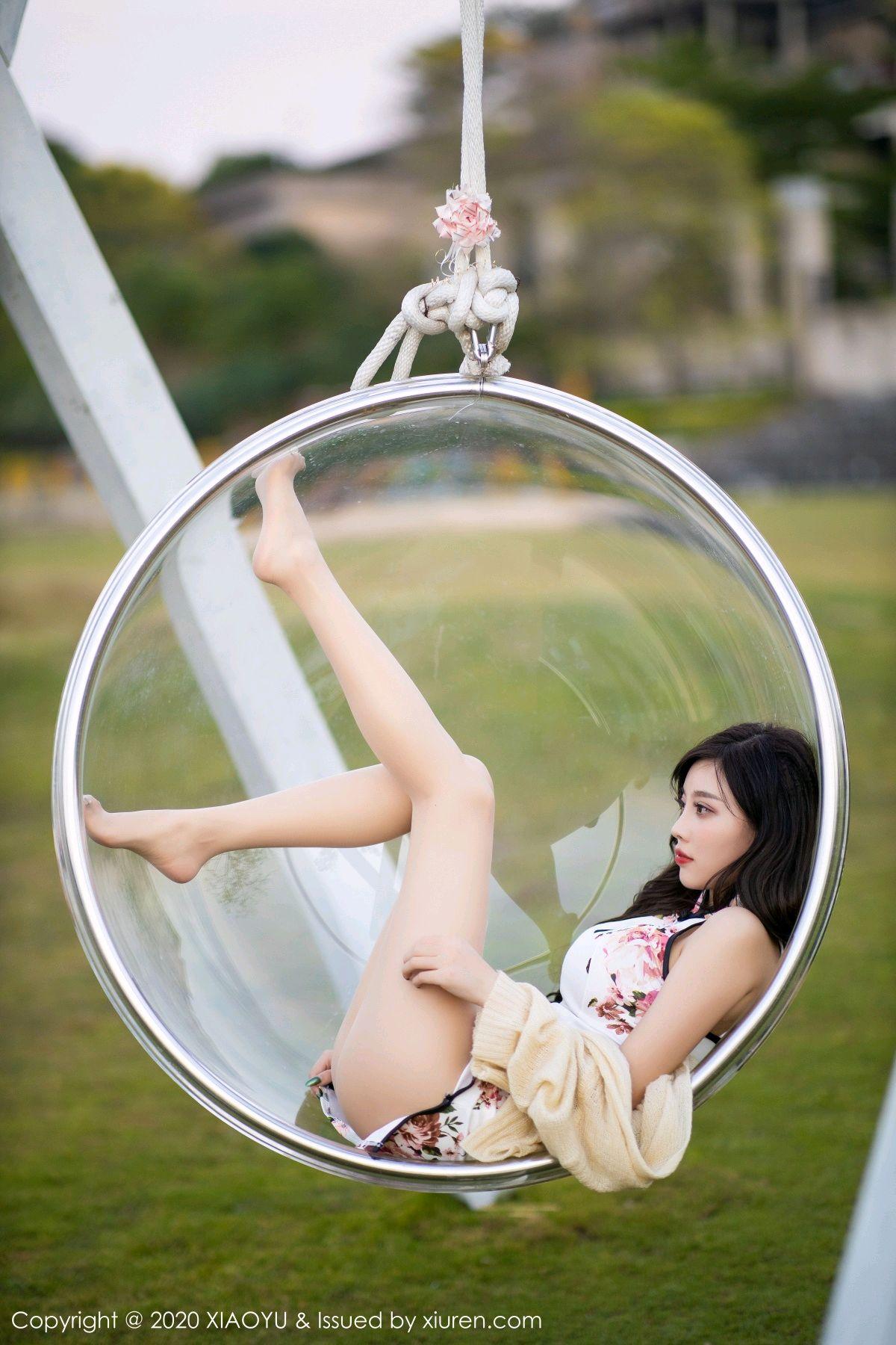 [XiaoYu] Vol.233 Yang Chen Chen 92P, Cheongsam, Foot, XiaoYu, Yang Chen Chen