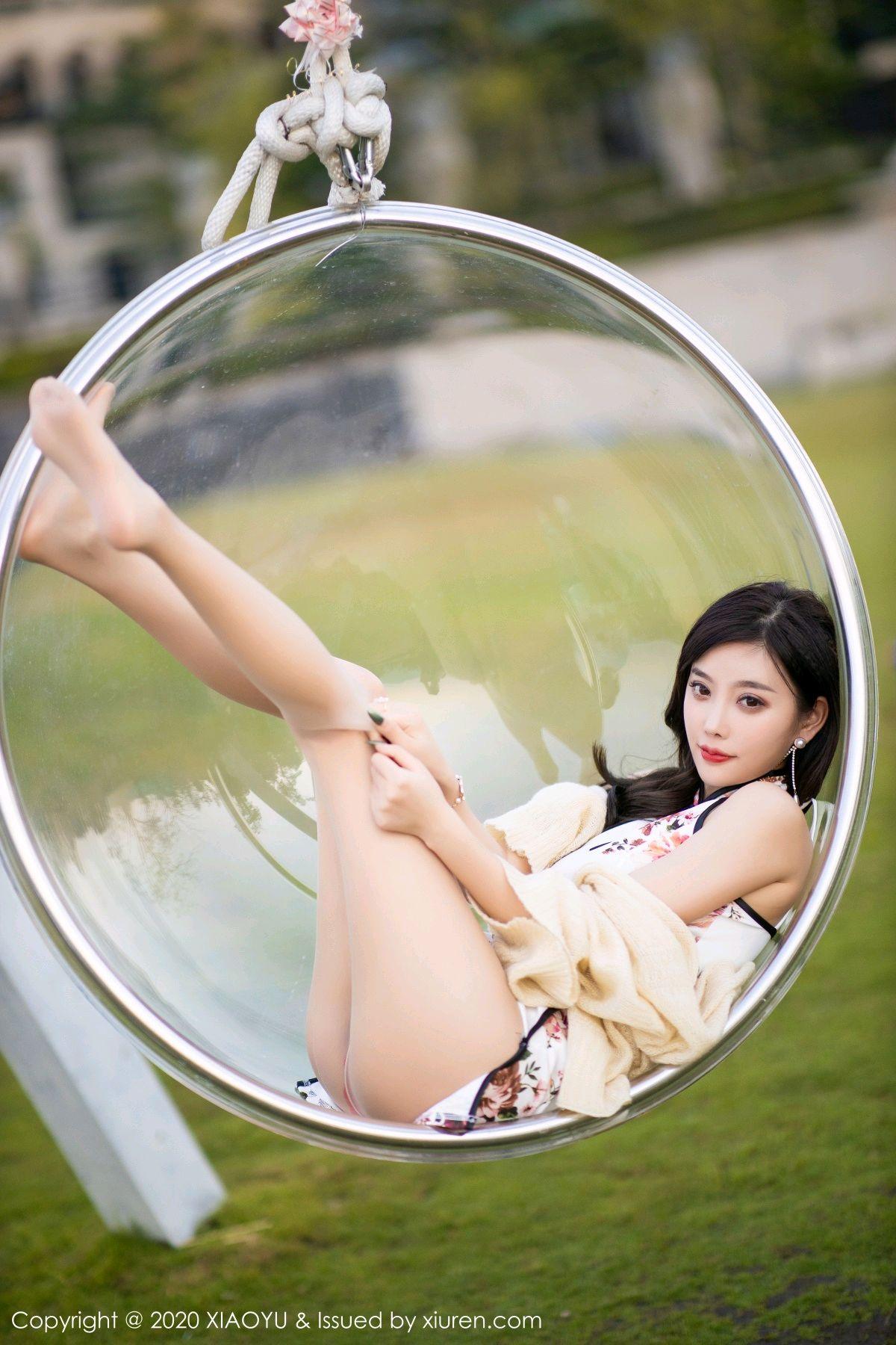 [XiaoYu] Vol.233 Yang Chen Chen 96P, Cheongsam, Foot, XiaoYu, Yang Chen Chen